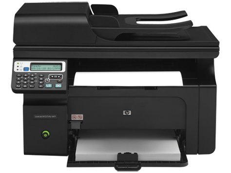 HP LaserJet Pro M1217nfw Multifunction Printer series