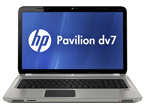 HP Pavilion dv7-6169nr Entertainment Notebook PC