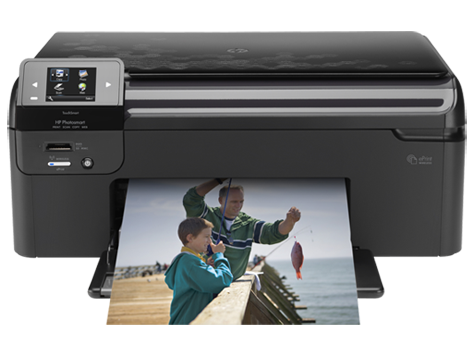 HP Photosmart Wireless e-All-in-One Printer - B110c