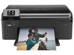 HP Photosmart Wireless e-All-in-One Printer - B110a