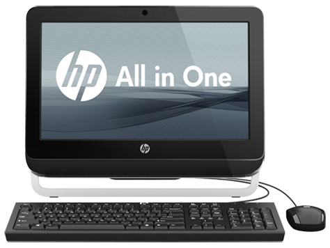 HP 1105 All-in-One -pöytätietokone