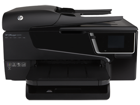 HP Officejet 6600 e-All-in-One Drucker - H711a/H711g