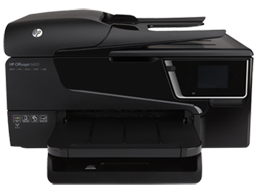 HP Officejet 6600 e-All-in-One Printer - H711a H711g