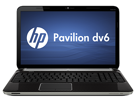 HP Pavilion dv6-6160se Entertainment Notebook PC