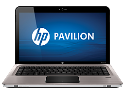 PC Notebook de entretenimiento HP Pavilion dv6-3045es