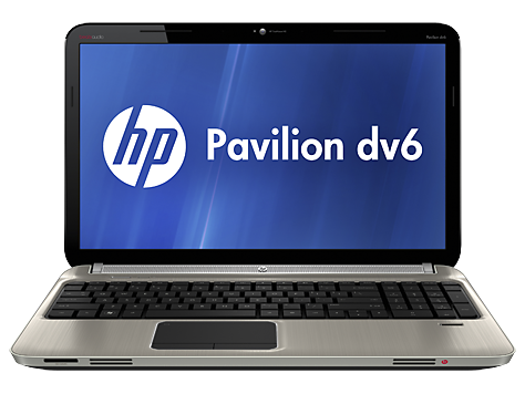 HP Pavilion dv6-6b51ea Entertainment Notebook PC