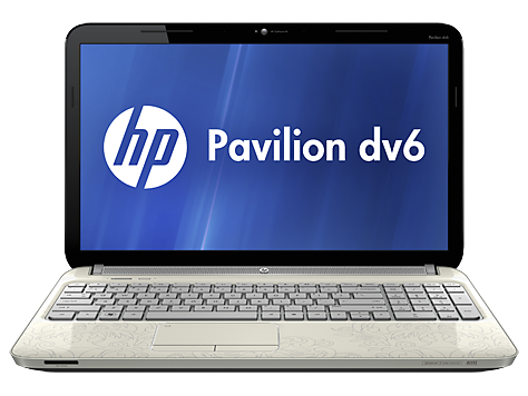 HP Pavilion dv6-6c01ea Entertainment Notebook PC