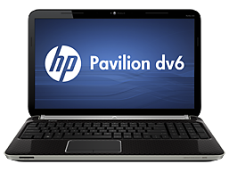 HP Pavilion dv6-6110us Entertainment Notebook PC