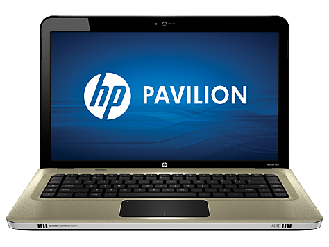 HP Pavilion dv6t-3100 CTO Entertainment Notebook PC