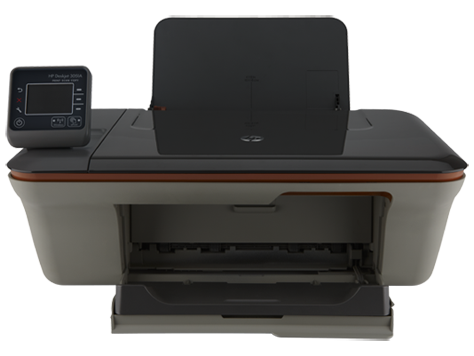 HP Deskjet 3051A e-All-in-One Printer - J611h