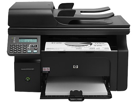 HP LaserJet Pro M1213nf Multifunction Printer