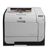 HP LaserJet Pro 400 color Printer M451nw - HP Color LaserJet Printers