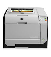 HP LaserJet Pro 400 color Printer M451dn - HP Color LaserJet Printers