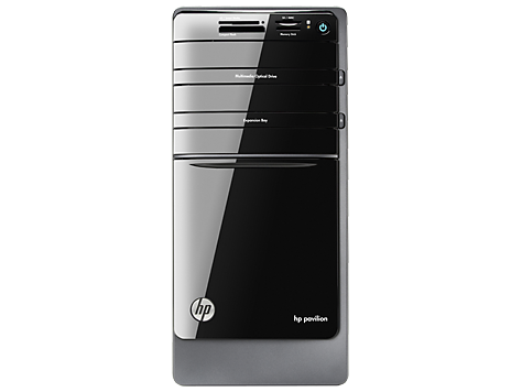 HP Pavilion p7-1010 Desktop PC