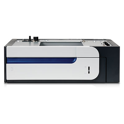 HP Color LaserJet 500-sheet Paper and Heavy Media Tray