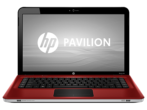 HP Pavilion dv6-3143se Entertainment Notebook PC
