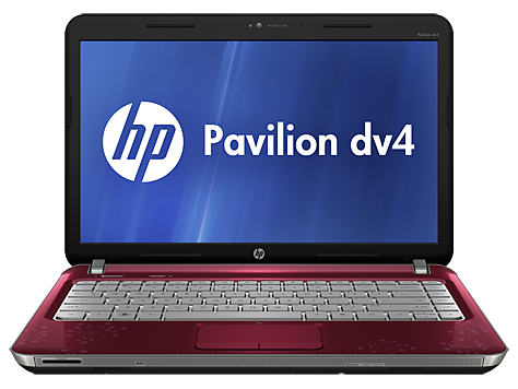 HP Pavilion dv4-4141us Entertainment Notebook PC
