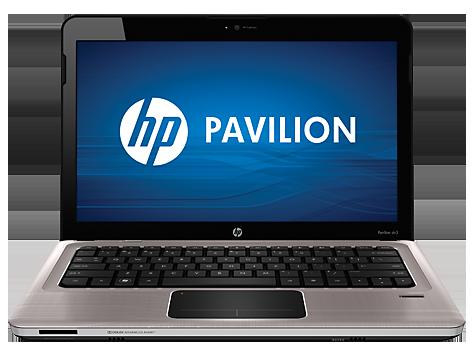 HP Pavilion dv3-4206tx Entertainment Notebook PC