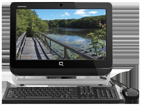 Compaq Presario All-in-One CQ1-4117LA Desktop PC