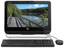 Compaq Presario All-in-One CQ1-4117LA Desktop PC