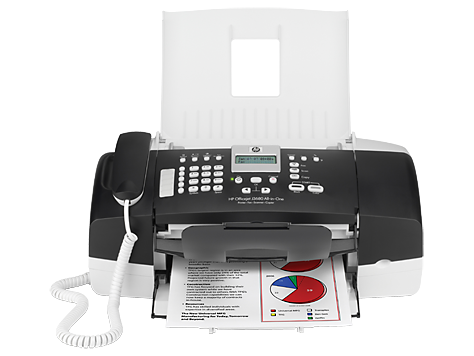 Impressora multifuncional HP Officejet J3680