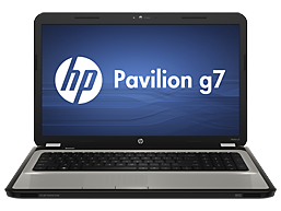 HP Pavilion g7-1330dx Notebook PC