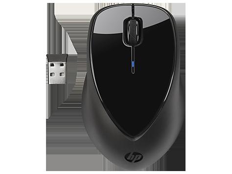 Ratón inalámbrico HP x4000 con sensor de láser