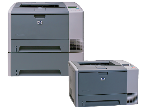 HP LaserJet 2420n Printer
