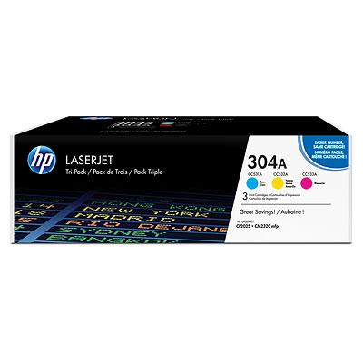 Genuine HP Laser Toner Cartridge Value Pack