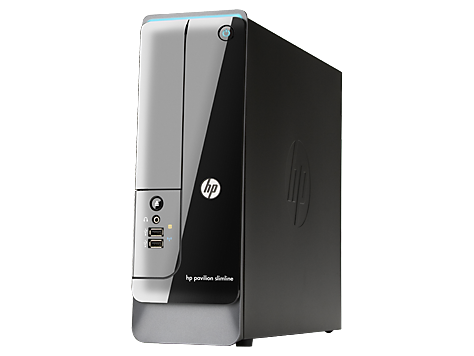 HP Pavilion Slimline s5-1000 Desktop PC series