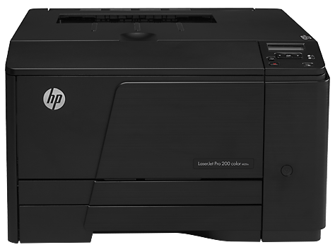 Driver HP 200 M251n PCL6(no installer) Windows XP 64 bit