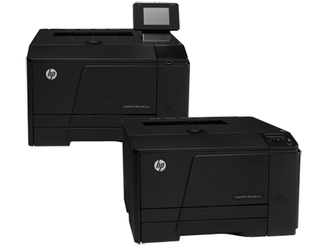 HP LaserJet Pro 200 color Printer M251 series