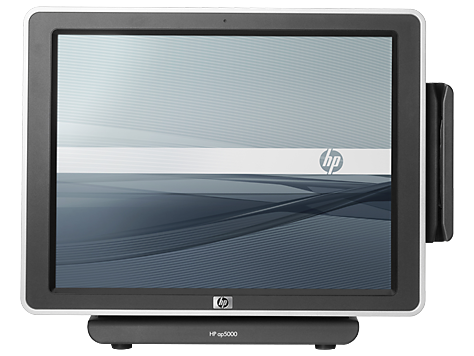 HP ap5000 All-in-One Point of Sale-system