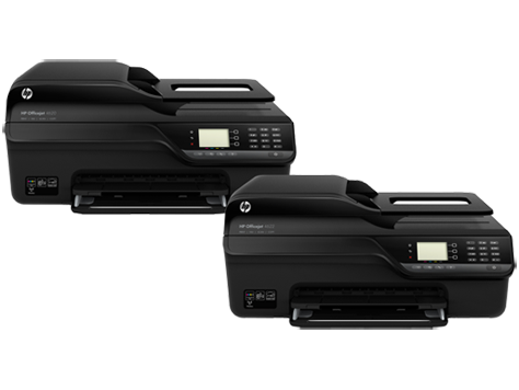 HP Officejet 4620 e-All-in-One Printer series | HP ...