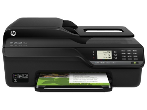HP Officejet 4622 e-All-in-One Printer