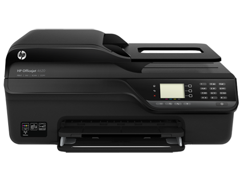 HP Officejet 4620 雲端多功能事務機