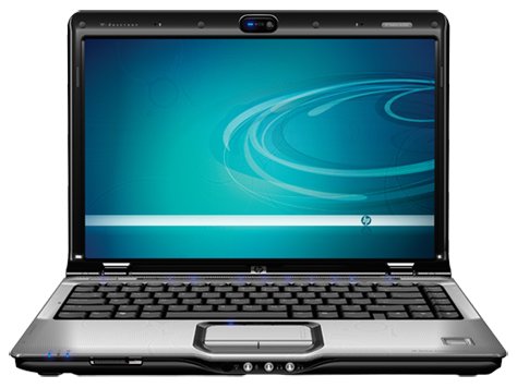 HP Pavilion dv2807nr Entertainment Notebook PC
