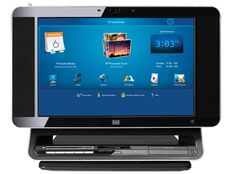 HP TouchSmart IQ770 Desktop PC