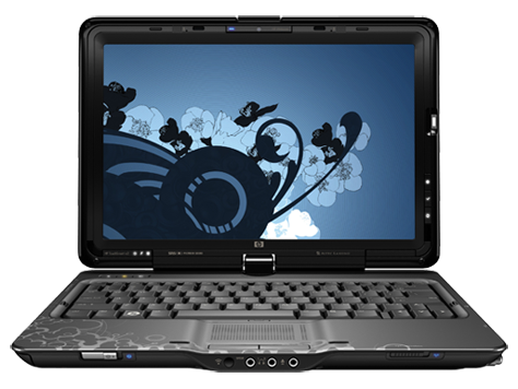 HP TouchSmart tx2-1025dx Notebook PC