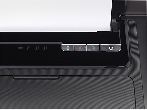 HP Officejet 100 Mobile Printer series - L411