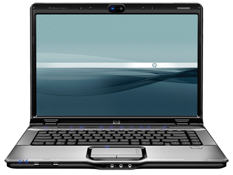 PC Notebook HP Pavilion dv6110br
