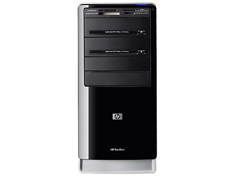 HP Pavilion a6500f Desktop PC