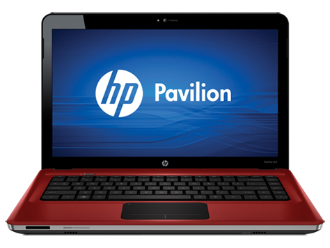 HP Pavilion dv5-2235la Entertainment Notebook PC