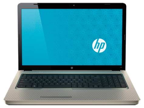 HP G72-b66US Notebook PC