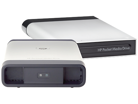 HP PD1200 Pocket Media Drive
