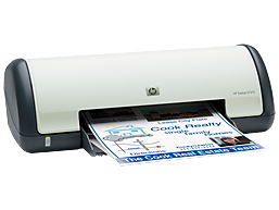 HP Deskjet D1470 Printer