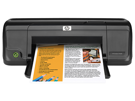 HP Deskjet D1600 Printer series