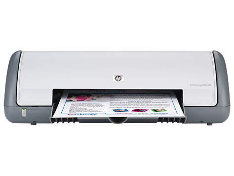 HP Deskjet D1550 Printer
