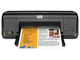 Impresora HP Deskjet D1660
