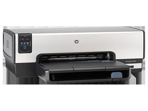 HP Deskjet 6940 Printer series